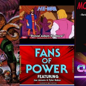 Fans of Power Episode 86 - Prince Adam No More, King Hiss, and a GIVEAWAY!