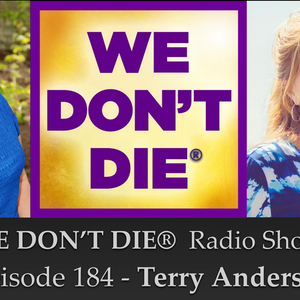 184  Terry Anderson - Controlled Remote Viewing, NDEs & Mediumship