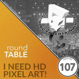 Episode 107: I Need HD Pixel Art
