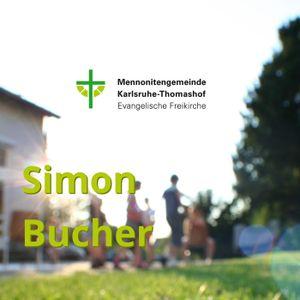 Predigt, Simon Bucher - 30.04.2017