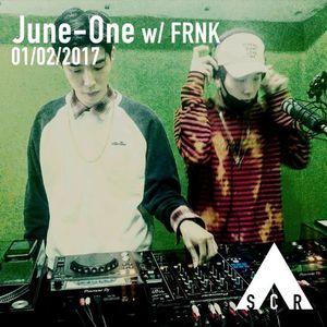 June - One W/ FRNK - 01/02/2017