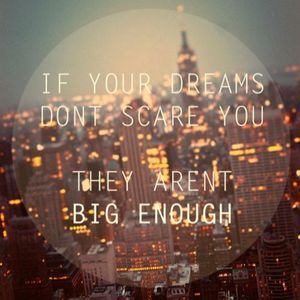 Afraid Of Dreaming