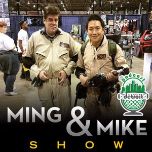 Ming and Mike Show #41: Mike Zapcic: Professional Cuddler