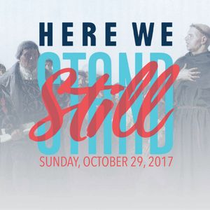 October 29, 2017 :: Reformation Sunday - 500 Years :: Free, But Not Cheap (Brad Bellomy)