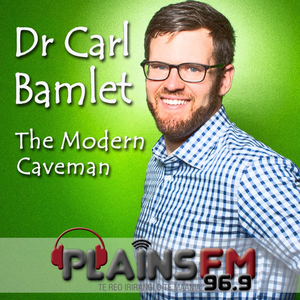 Dr Carl Bamlet - The Modern Caveman-27-06-2017-Support for dealing with Lonliness