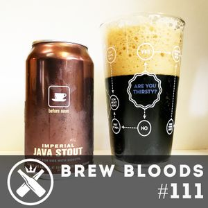111 - Santa Fe Brewing Imperial Java Stout