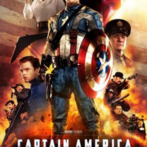 "World War G 150: T & A at the movies ""Captain America the First Avenger"""