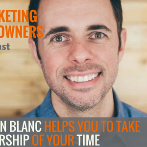 Shawn Blanc Helps You to Take Ownership of Your Time #573