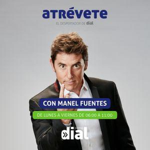Atrévete (11/10/2017 - Tramo de 08:00 a 09:00) Qué tiempo tan Maspi: ¡Hits musicales sobre fruta y c