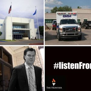 Listen Frontier: Kevin, Cliff, and Dylan talk about some of our stories this week
