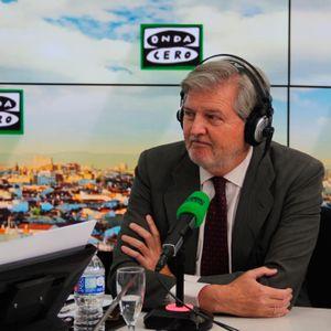 """Íñigo Méndez de Vigo: """"Hemos estado dispuestos a dialogar con Cataluña, pero la otra parte no ha que"""