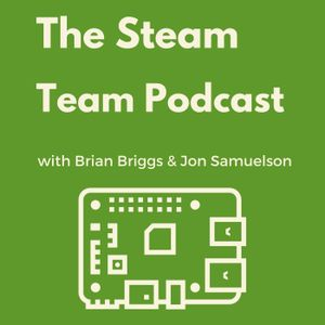 The Steam Team - Episode 4 Ozobots