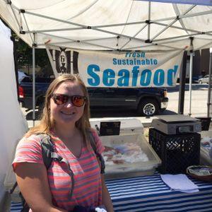 Somethings Fishy -- Hayley Nuetzel, At the Market