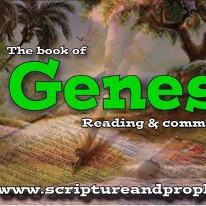 Genesis Chapter 33 & 34: Jacob Meets Esau & The Defilement of Dinah