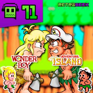 Retrogeek #71 - Wonder Boy, Adventure Island e outros clones