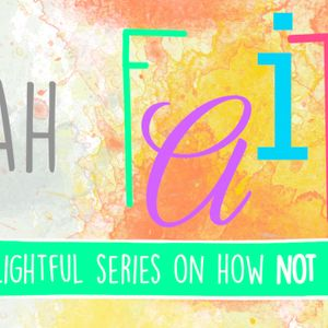 Blah Faith - Week 2 - Eric Koehler