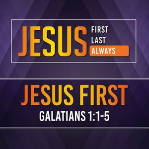 Jesus First (Audio)