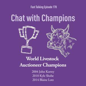 178: Chat with WLAC Champions: John Korrey, Kyle Shobe, Blaine Lotz