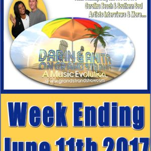 Darin & Anita on Grand Strand Show from Week Ending June 11th 2017