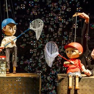 Shaun Tan's Rules of Summer on stage