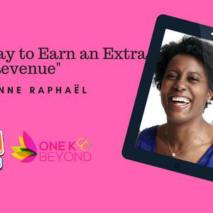 """Episode 268: """"The Best Way to Earn an Extra Revenue"""" - Fabienne Raphaël"""