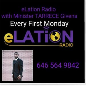 elation Magazine with Minister Tarrence Givens