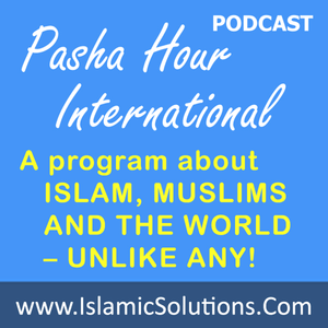 Pasha Hour International – Live from America! – June 23, 2017