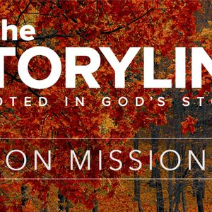 The Storyline | Scattered with the Word (Audio)