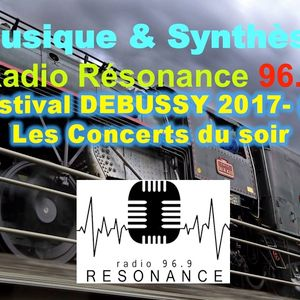 Musique & Synthèse 2017-06-25 Festival dDEBUSSY 1/2