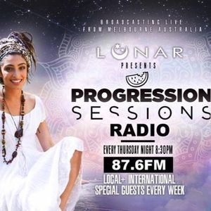 Progression Sessions Radio #007 Hosted by Lunar ft Rising Sun & Lunar Mix