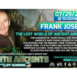 Frank Joseph: The Lost World of Ancient America