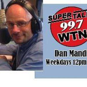 Dan Mandis Show Monday 9-18-17 2pm hour