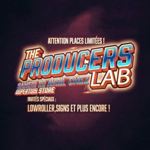 The Producers Lab Workshop Live @ Dupertuis Electronics, Lausanne, Switzerland (22.04.2017)