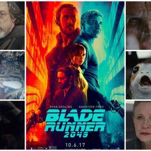GeekFest Rants Ep.321: Blade Runner 2049 Review - Last Jedi Trailer