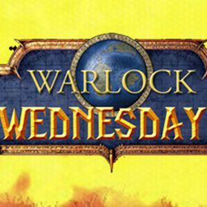 Warlock Wednesday's Episode 221 – Sorry: No Subtitle Edition