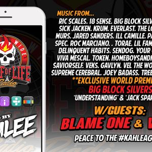Episode 53 - w/Blame One & Veks