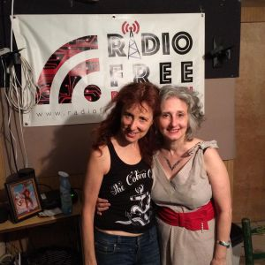 DLG1724 I get profession career advice from Rahti Gorfein, a well-respected creative coach,