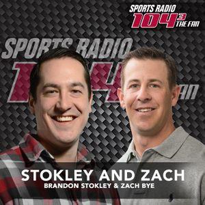 Stokely & Zach hour 1 5/12/17