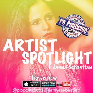 Artist Spotlight - Jahna Sebastian