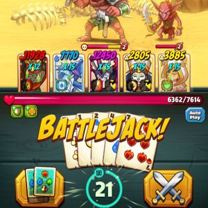 Game Design Daily 059 - Battlejack
