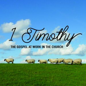 SOUND DOCTRINE IS VITAL FOR A CHURCH - 1 Timothy 1:3-7 - 7.9.17