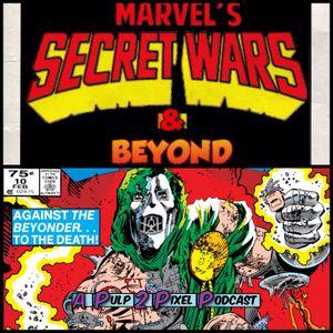 Episode #063 - Marvel's Secret Wars & Beyond #10