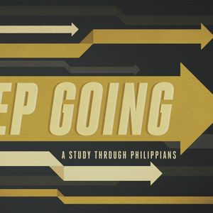 06-11-17 | Keep Going | Sanctification 101 | Mike Greene