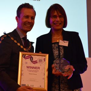 Community Profile with Sheila Smith - Westminster Community Awards