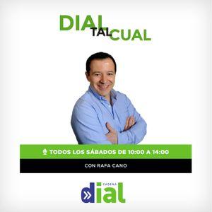 Dial tal cual (08/07/2017 - Tramo de 11:00 a 12:00)