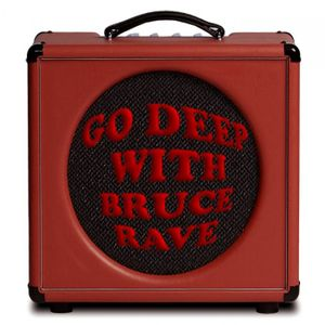 """""""Go Deep w Bruce Rave"""" New Music Show, July 8"""