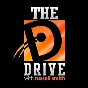 "The Drive Podcast: HR 1 ""Hugh Freezus"" 8/18/17"