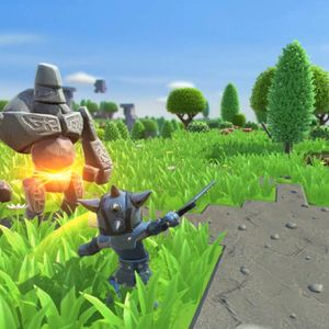 IM1810: Portal Knights (Preview) & Interview