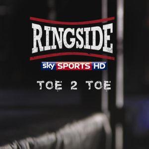 Ringside Toe2Toe - 20th September