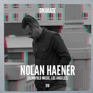 OMAKASE #91b, NOLAN HAENER